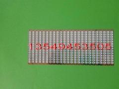 现货供应2835倒装支架 2835PCT红铜支架