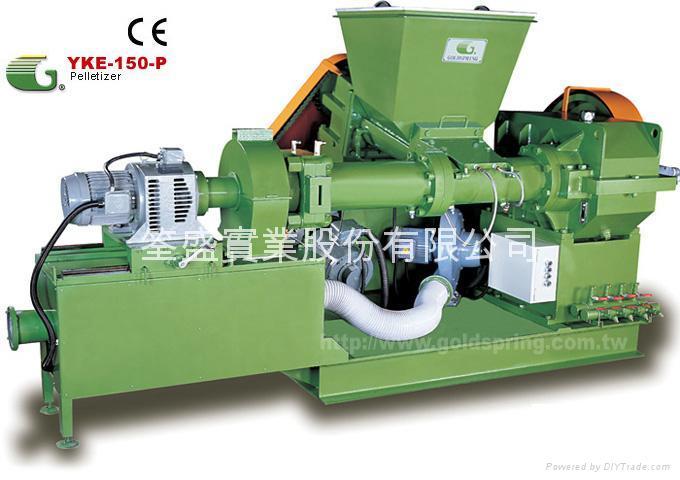 Pelletizer Machines Yke 40 P Goldspring Taiwan