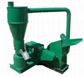 pellet mill with crusher