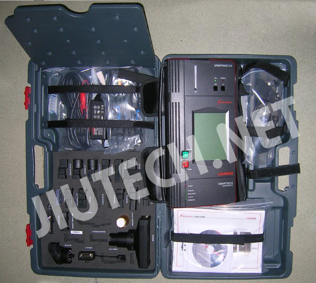 Launch X431 Master GX3 Diagun Heavy Duty Tool Bluetooth Infinite 1