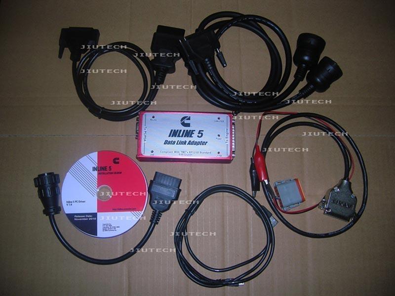 Cummins Inline 5 Truck Diagnostic Scanner cummins inline5 diagnostic tool
