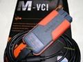 MVCI for TOYOTA Honda Volvo Diagnostic Programming (Skype: jiutech9705)