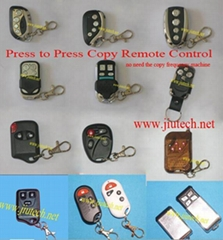 Press to Press Remote Control Duplicator