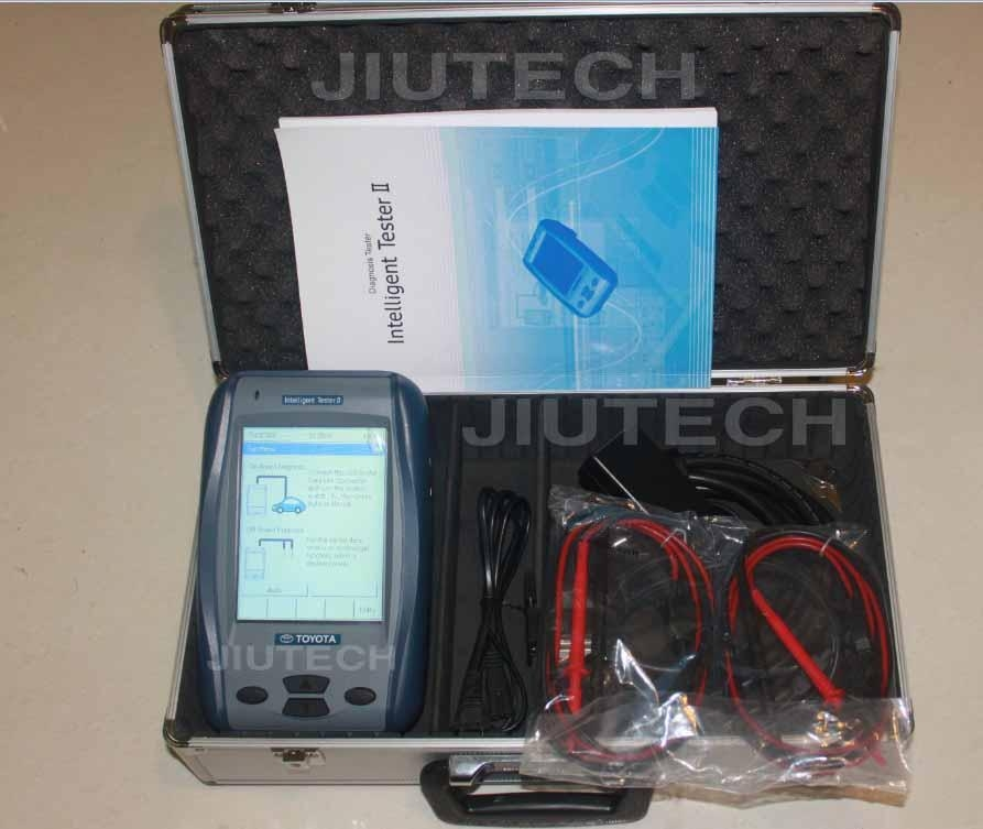 TOYOTA and SUZUKI Diagnostic Tester 2