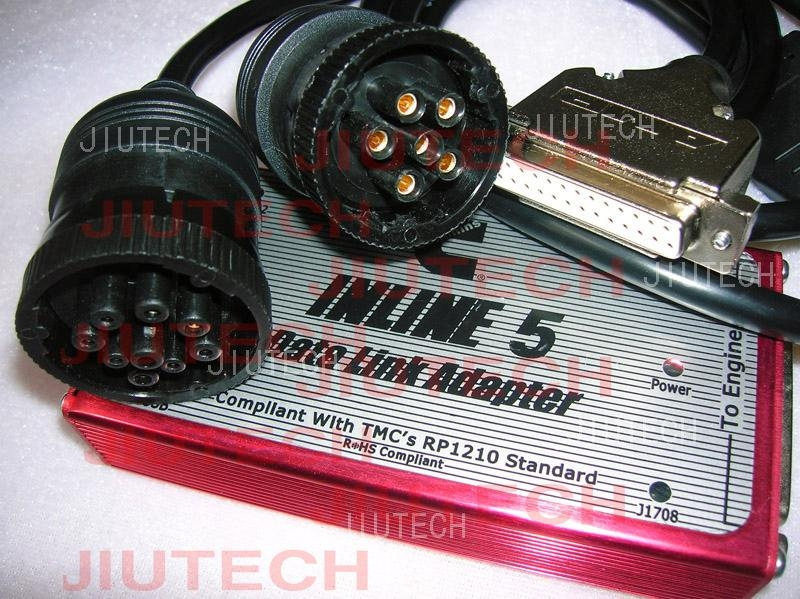 Cummins Inline 5 Insite Data Link Adapter (MSN: jiutech9705 at hotmail dot com)