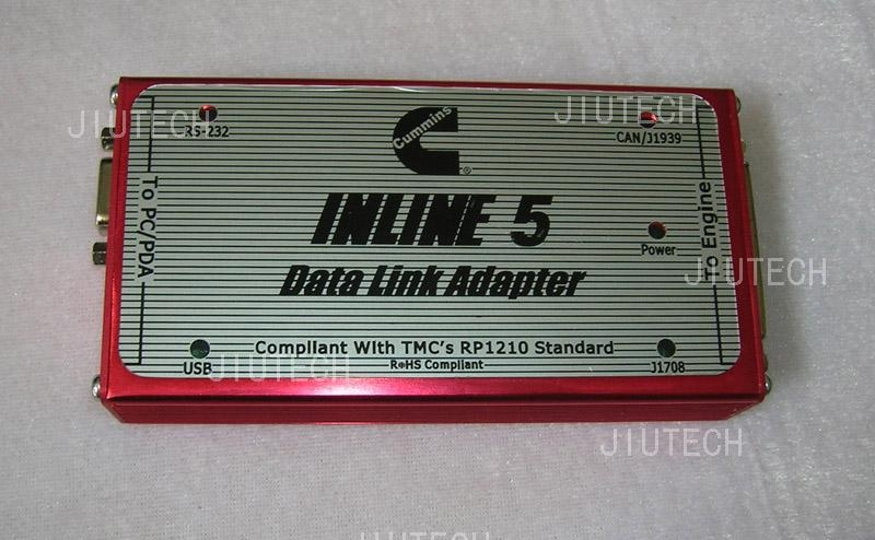Komatsu Insite Inline 5 Diagnostic interface diagnostic scanner Inline5