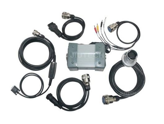 Mercedes Benz Truck Diagnostic Scanner , MB STAR C3 Pro for Benz Trucks and Cars
