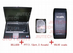 VOLVO VCADS Interface 9998555+Laptop+ PTT (MSN: jiutech9705 at hotmail dot com)