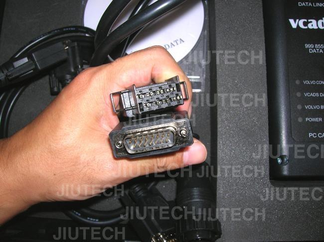 VOLVO VCADS Interface 9998555