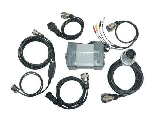 Mercedes Benz Truck Diagnostic Scanner:Support Speed Limitation Change.