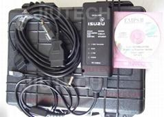 Isuzu EMPS III heavy duty truck diagnostic scanner (Skype: jiutech9705)