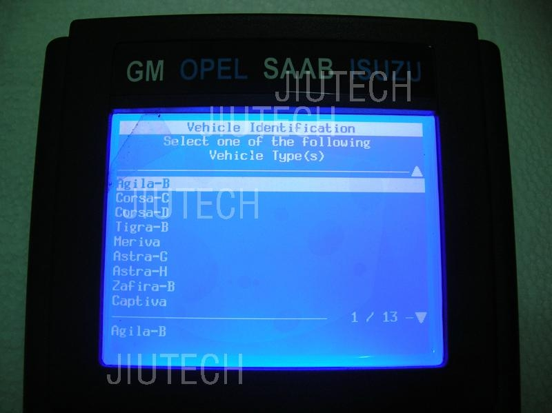 OPEL 32MB CARD for GM Tech 2