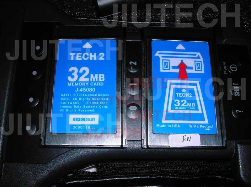 32 MB CARD FOR GM TECH2 Saab, OPEL, GM, ISUZU