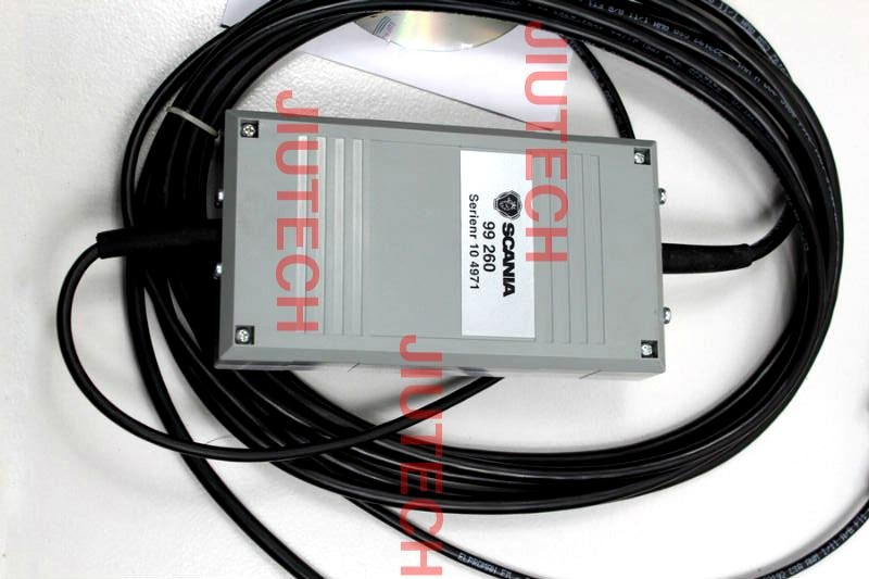 Scania VCI1 heavy duty Diagnostic Scanner for scania old trucks Scania VCI 1