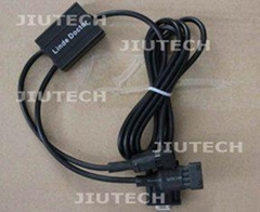 Linde Doctor diagnostic cable (6pin and 4pin connectors)