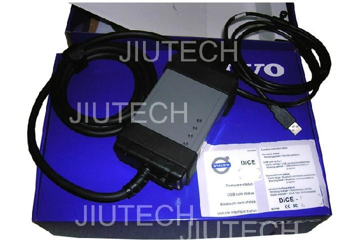 Volvo Vida Dice diagnostic tool