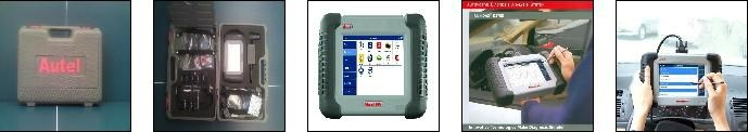 MaxiDAS DS708 car diagnostic code reader Scanner For Toyota, Honda, Nissan
