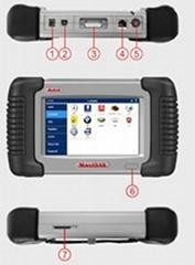 MaxiDAS DS708 car diagnostic code reader Scanner For Toyota, Honda, Nissan