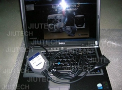 Scania VCI2 Scania VCI 2 Truck Diagnostic tool (jiutech9705 at hotmail dot com