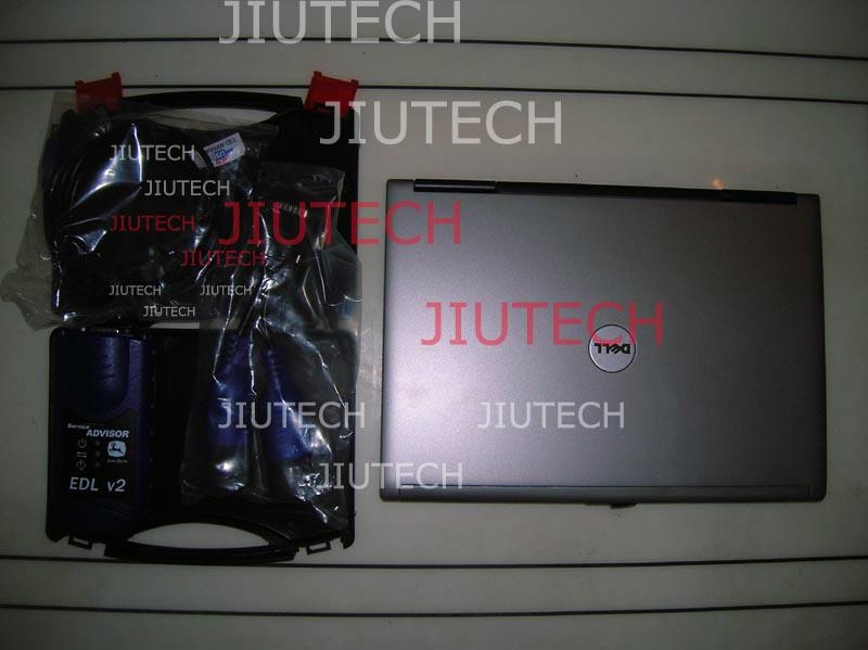 John Deere Diagnostic Kit Heavy Duty Truck Diagnostic Scanner With 9-pin Deutsch