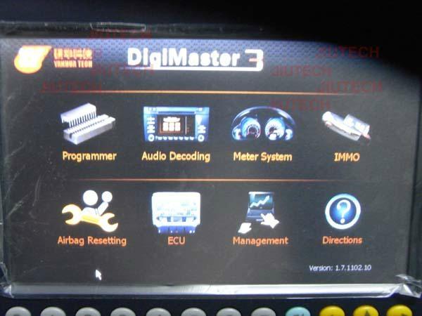 Digimaster 3 Digimaster III