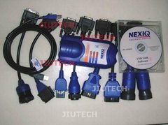 NEXIQ 125032 Diesel Truc