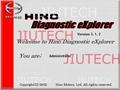 Hino Diagnostic Explorer V3.16 Software for Hino Diagnostic Tool 1
