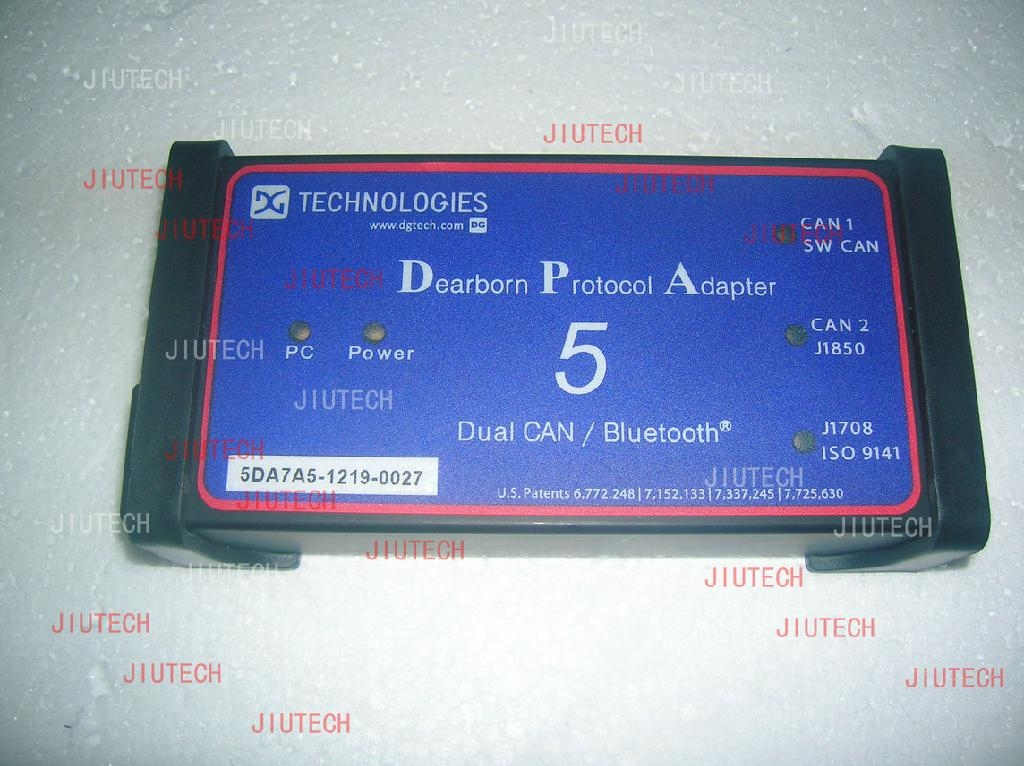 DPA5 DPA 5 Dearborn Protocol Adapter 5 Commercial Vehicle Diagnostic Tool