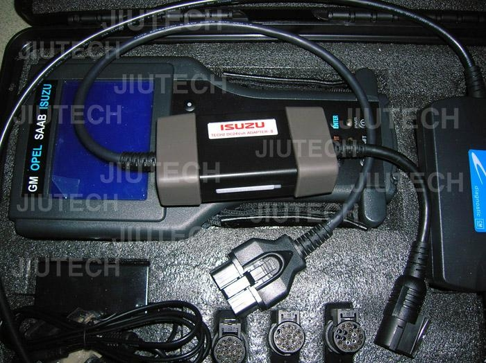 ISUZU 24V adapter type II Truck diagnostic scanner