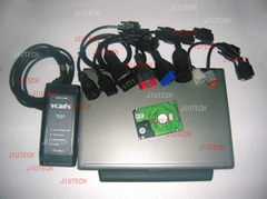Volvo vcads with all cables+d630 laptop installed full software PTT+dev2tool.exe