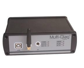 WAS Multi-Diag Heavy Duty Truck Diagnostic Tool