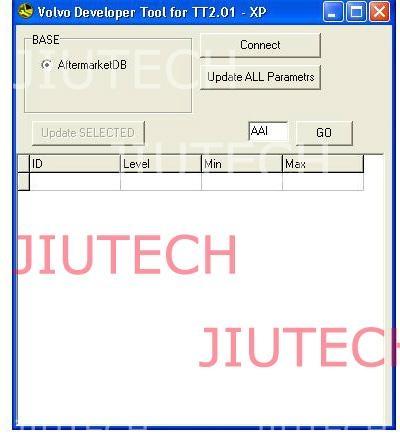 Vo  o Truck Diagnostic Tool Vo  o VCADS Pro PTT dev2tool programming software