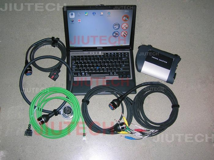 Mb star sd mercedes star diagnostic tool compact 4 hdd for Mercedes benz computer diagnostic tool