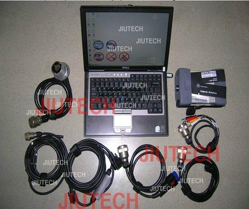 Benz MB Star C3 with Dell D630 Laptop