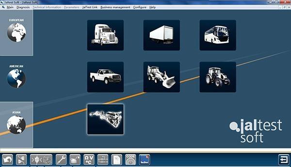 Jaltest Link Coder Reader For Paccar Peterbilt Kenworth Freightliner Sterling