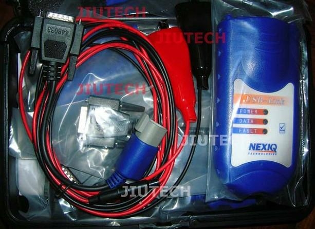 NEXIQ 125032 Diesel Truck Diagnose Scanner