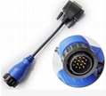 PN 88890034 14 PIN Volvo Adapter cable