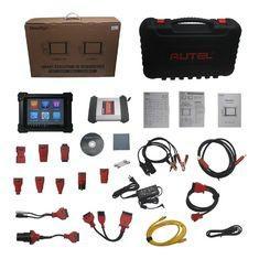 AUTEL MaxiSYS Pro MS908P Autel Diagnostic Tools / Diagnostic System With WiFi