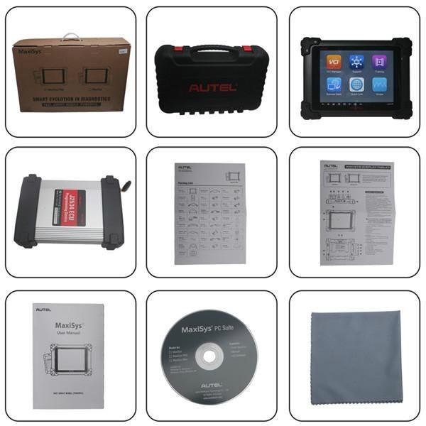 AUTEL MaxiSYS Pro MS908P Autel Diagnostic Tools / Diagnostic System With WiFi 8