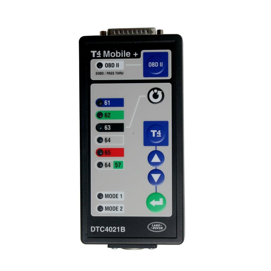 T4 Pro Mobile Diagnostic for Land Rovers Car Diagnostics Scanner