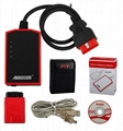 Automotive V3.8 AUGOCOM VDM WIFI Diagnostic Tool Support Win7.8