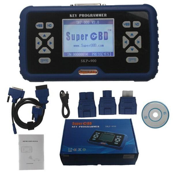 skp-900 super obd skp 900 auto key programmer best obd2 hand-held key programmer