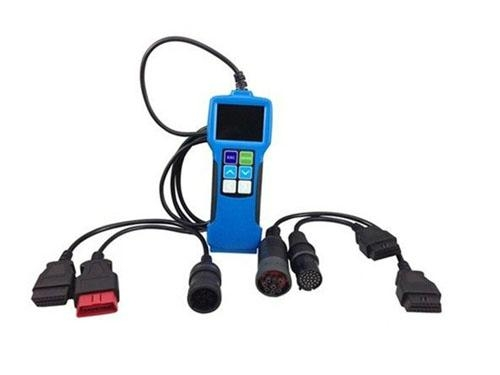 Truck Code Reader T71 Truck Diagnostic Scanner