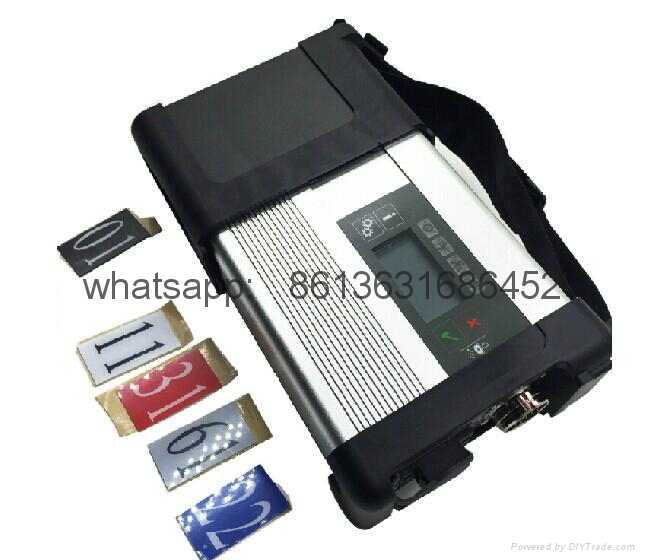 Mercedes BENZ C5 MB SD Connect Compact 5 Star Diagnostic Tool With WiFi