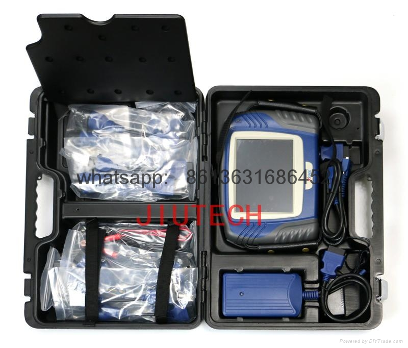 Ps2 heavy duty truck diagnostic tools support Benz,Bremach,Daf,,Hyundai,Isuzu