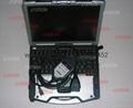 full set Scania VCI2 With Panasonic C29 Laptop Truck Diagnostic Tool