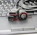 Forklift Diagnostic Tools 4 Pin Cabel For Linde Canbox