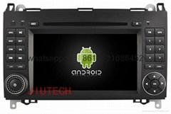 MERCEDES-BENZ A CLASS Android Car DVD With GPS+ gift (W2-A6916)
