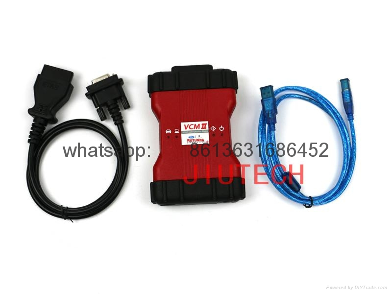 Ford VCM II Ford VCM2 Diagnostic Tool V98