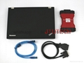 Ford VCM II Ford VCM2 Diagnostic Tool with IBM T420 laptop full set